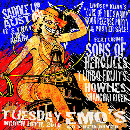 SONS OF HERCULES, TURBO FRUITS, HOWLIES