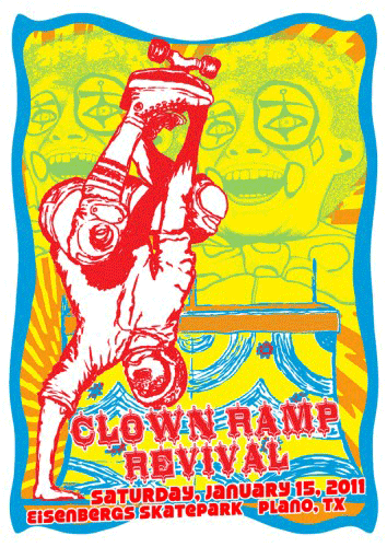 CLOWN RAMP REVIVAL