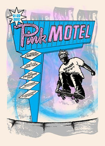 PINK MOTEL PARTY