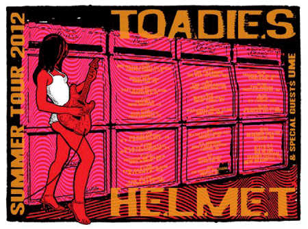 TOADIES / HELMET SUMMER TOUR