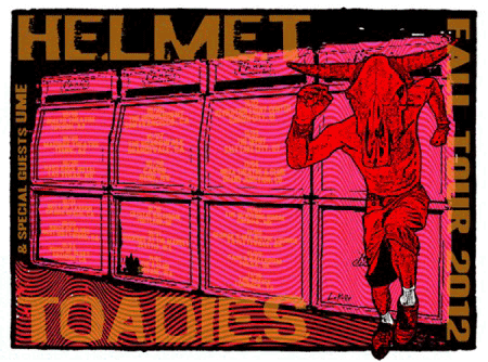 HELMET / TOADIES FALL TOUR