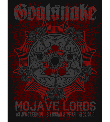 GOATSNAKE / MOJAVE LORDS