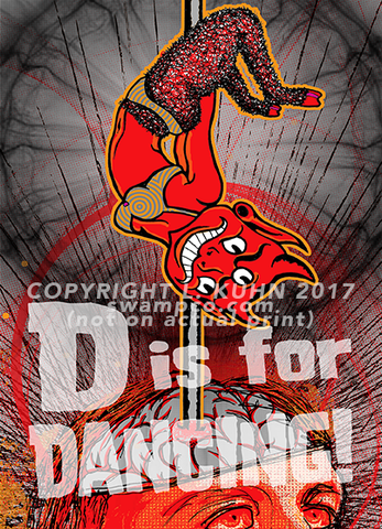 D is for Dancing!