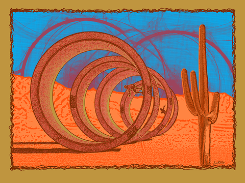 Desert Pipes Variant