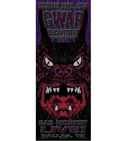 GWAR / DECAPITATED