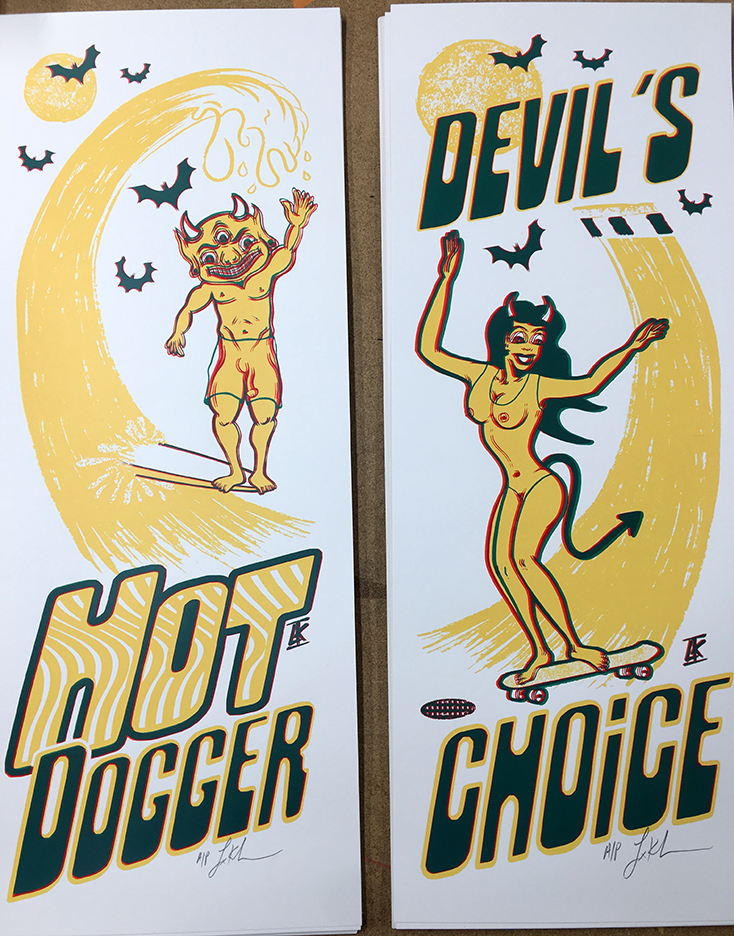 A/P DEVIL'S 2 PACK