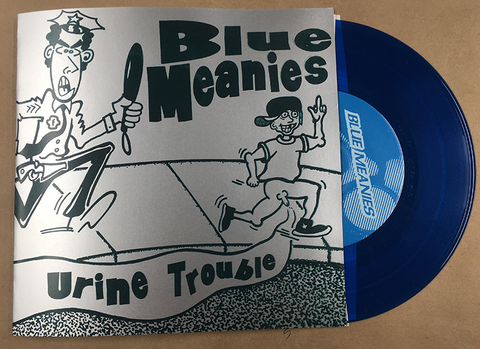 VARIANT BLUE MEANIES 7""