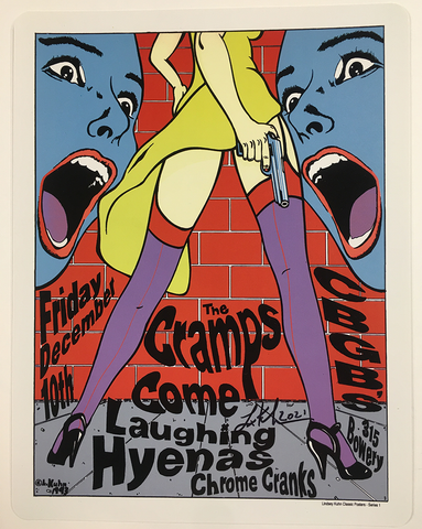 CRAMPS CBGB's MINI