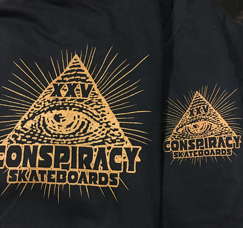 BLACK 25th CONSPIRACY T