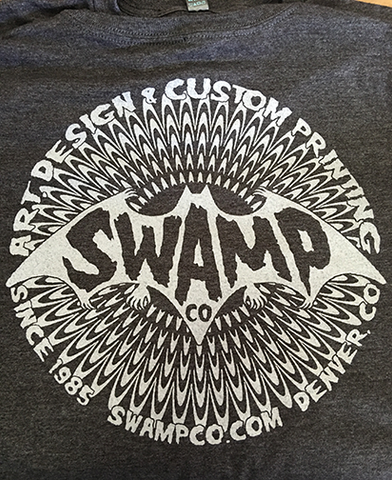 SWAMP LOGO T-SHIRT