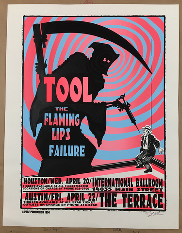 TOOL / FLAMING LIPS A/P