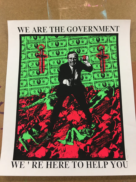 We Are the Government!