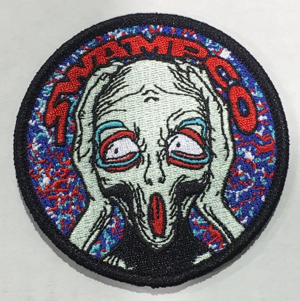 """SCREAM"" PATCH"