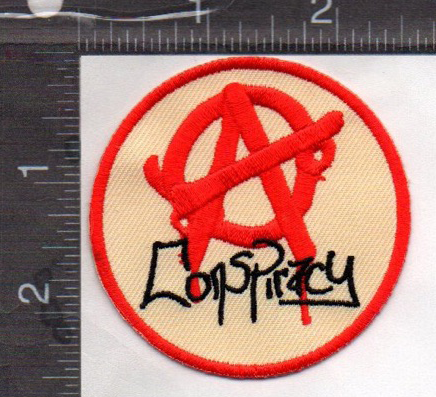 BIG BOYS CONSPIRACY PATCH