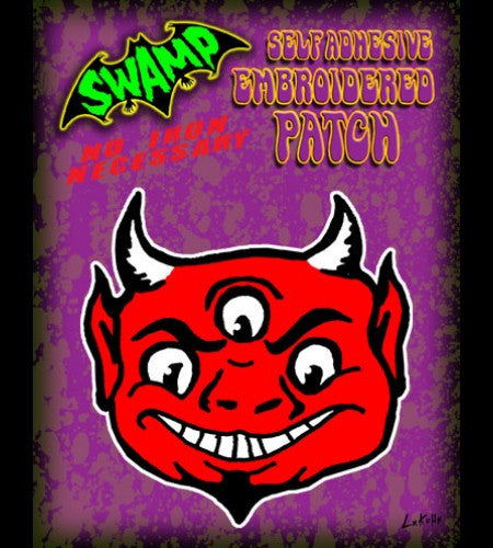 """3 EYED DEVIL"" PATCH"