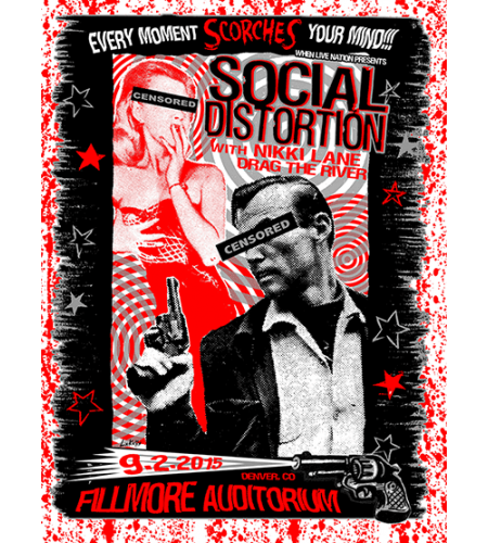 SOCIAL DISTORTION / NIKKI LANE