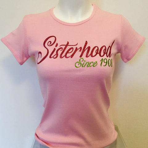 Alpha Kappa Alpha (AKA) Sisterhood Since 1908 Tee