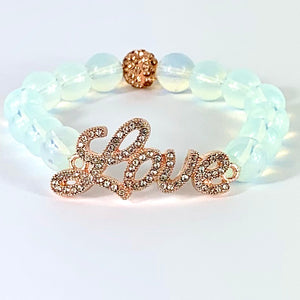 Love Bracelet - Opalescence