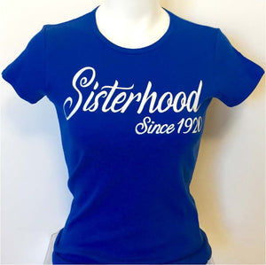 Zeta Phi Beta Sisterhood Tee