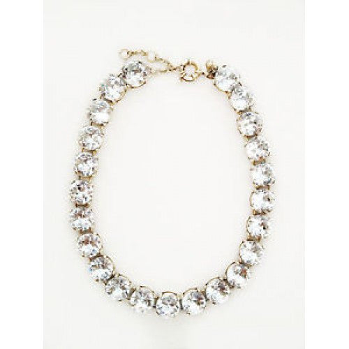 Crystal Dot Necklace