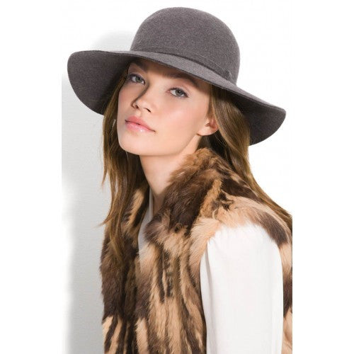 Wool Floppy Hat - assorted colors