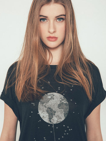 Earth Balloon Tee
