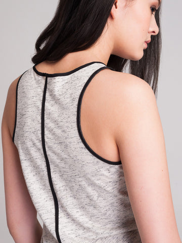 Fitted Contrast Tank