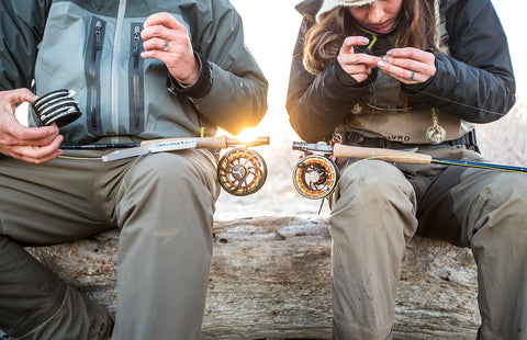 Fishing Tips from the Pros | Camo wedding rings