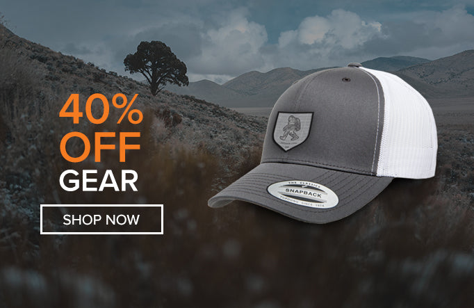 40% Off All Gear