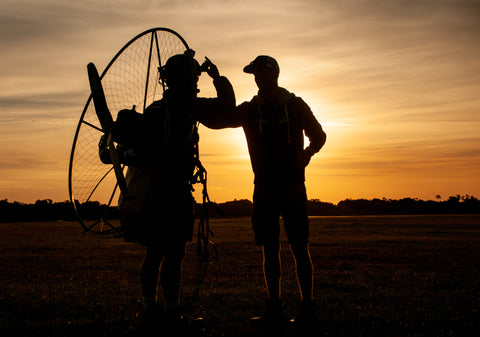 Paramotor Flying Tips and Tricks