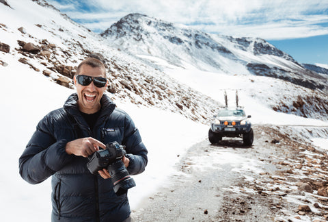 Three things a photographer should always bring on an expedition