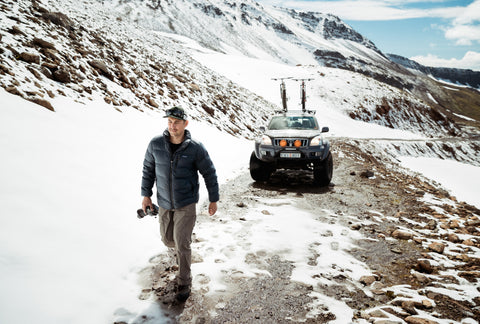 Gear for expedition photographers