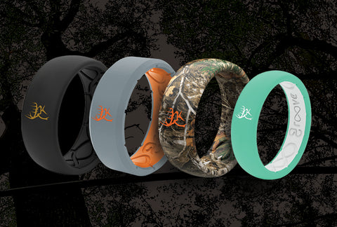 Buck Commander Silicone Rings
