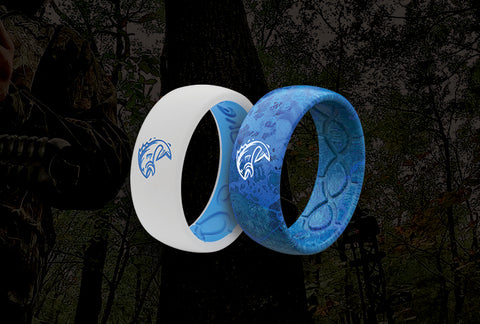 Fin Commander Groove Rings