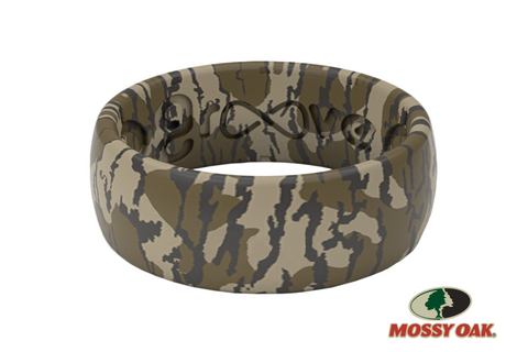 Original Mossy Oak Camo Bottomland Ring