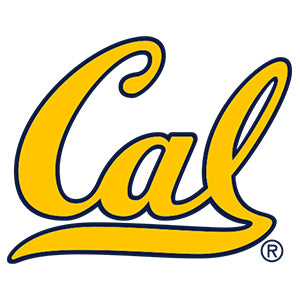 California Berkeley Collegiate Silicone Rings