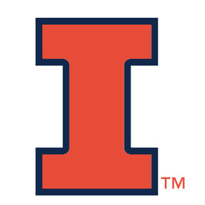 Illinois Collegiate Silicone Rings