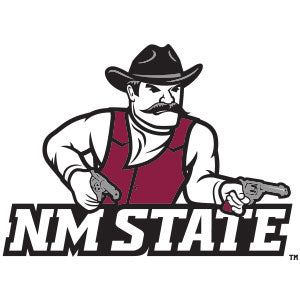 New Mexico State Collegiate Silicone Rings