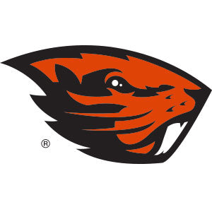 Oregon State Collegiate Silicone Rings