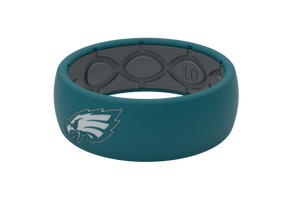 Original NFL Philadelphia Eagles - Groove Life Silicone Wedding Rings