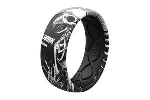 Full Hawk Ring - Groove Life Silicone Wedding Rings