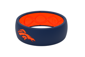 Original NFL Denver Broncos - Groove Life Silicone Wedding Rings