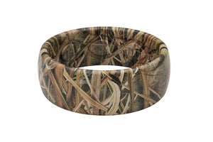 Original Camo Mossy Oak Blades - Groove Life Silicone Wedding Rings