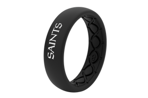 Thin NFL New Orleans Saints Black