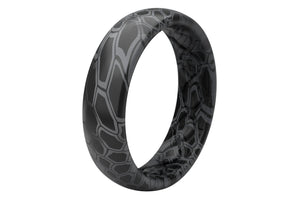 Thin Camo Kryptek Typhon - Groove Life Silicone Wedding Rings