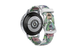 Cactus Bloom Samsung 22mm Watch Band - Groove Life