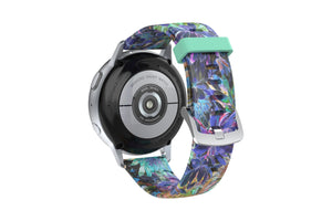 Twilight Blossom Samsung 22mm Watch Band - Groove Life