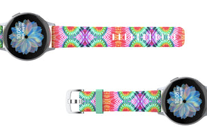 Gypsy Eyes Samsung 22mm Watch Band - Groove Life