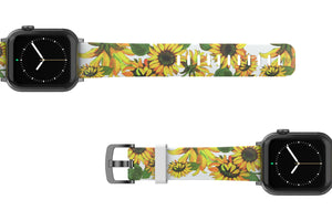 Sunflower - Apple Watch Band