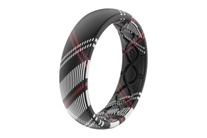 Thin Arran - Groove Life Silicone Rings